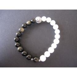bracelet d'harmonisation Yin Yang