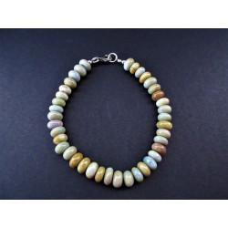 Bracelet en opale d'Ethiopie