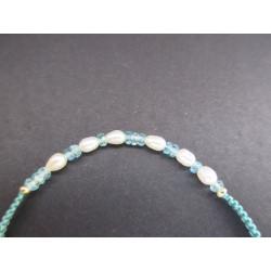 Bracelet Lucky en perle et apatite