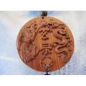 amulette dragon et phoenix