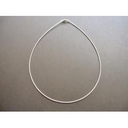 cable en argent