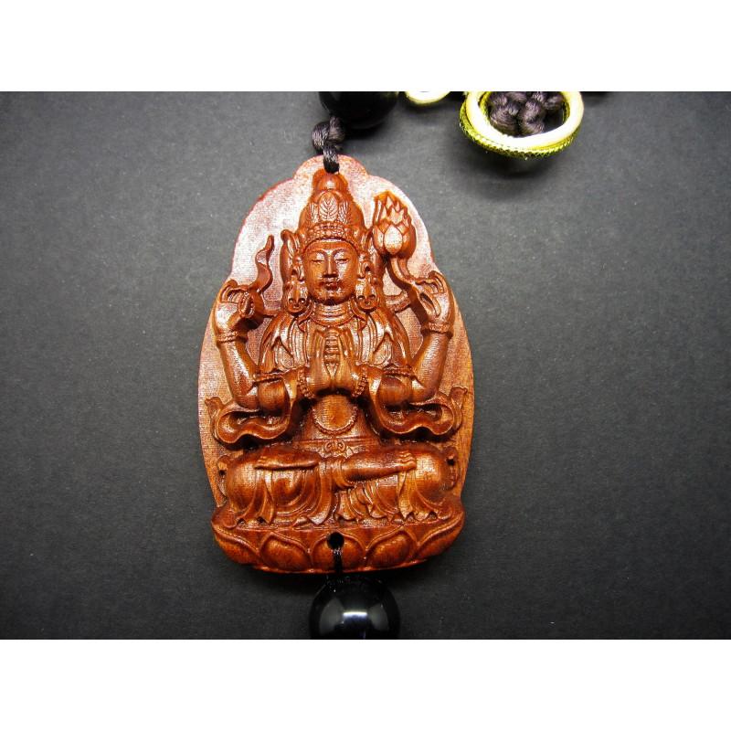 amulette de protection Tara blanche
