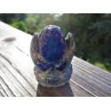 Ganesh en lapis lazuli