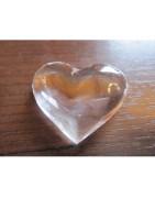Coeurs en pierres semi précieuses